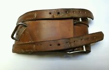 Vintage A1 Freeland Rock Island Cometition Shooting Cuff Leather