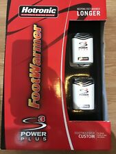 Hotronic S3 Power Plus Custom Footwarmer