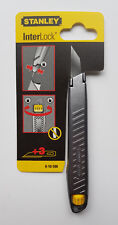 Stanley InterLock Messer 0-10-590 Slim Knife Cuttermesser Teppichmesser