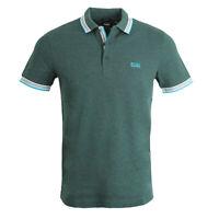 Hugo Boss Polo Shirt Paddy 2 with Three-Color Jacquard 50419401 001