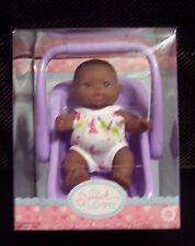 "NEW Berenguer Doll AA Lots To Love Babies 5"" Mini Nursery PlaySet Carrier NIB"