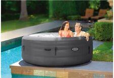 Whirlpool Intex Bubble Massage Simple Spa GREY/Grau 1,96m x 0,66m NEU