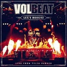 VOLBEAT - LET'S BOOGIE (2 CD+BLU-RAY) NEW CD