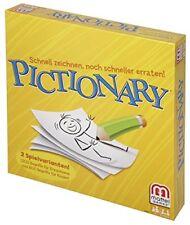 Pictionary - das Spiel mit dem schnellen Strich