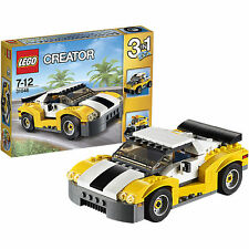 Lego 31046 - Deportivo amarillo