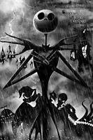 """Nightmare Before Christmas Storm Maxi Poster 24"""" x 36"""""""