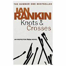 Ian Rankin Knots And Crosses - An Inspector Rebus Novel, Rankin, Ian, Very Good,