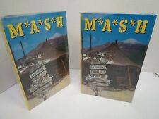 Lot Of 2 1993 M*A*S*H* Collectors EditionVHS Tapes Fatherhood Hot Lips Sealed