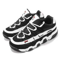 Fila Barricade XT 97 Low Black White Men Women Running Casual Chunky Shoes