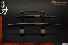 WOLFKINGWK 88004 1/6 SAMURAI SWORD & Stand Shelf Katana Weapon Models