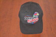 Daytona 500 2000, Great American Race Hat, Black, Adjustable Size Snapback, #M83