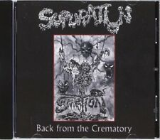 Supuration - Back From The Crematory CD NEU