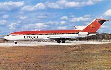 ULTRA AIR B-727-200  Airplane Postcard
