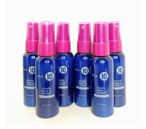 It's A 10 Miracle Leave-in Product (6-Pack) 12oz total