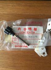 Honda,  Carburettor idle tick over adjuster screw , XR250 1980-88? XR500 1979-82
