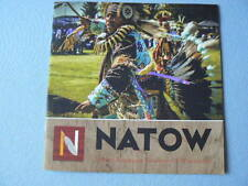 Wisconsin NATOW Native American Tourism (Indianer) Guide