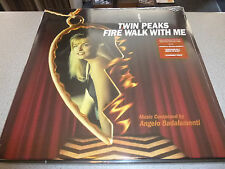 OST - TWIN PEAKS - Fire Walk With Me (Soundtrack 1992 Motion Picture) - LP Vinyl