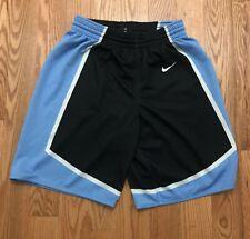 Classic Reversible Nike Basketball Shorts. Size Small Blue Black White