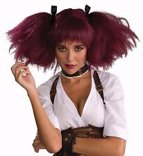 New Steampunk Burgundy Wig by Forum 66214 Costumania