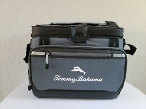 Tommy Bahama Zipperless Cooler Bag BackSaver Insulated Ice Bag, 30 CAN