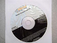 Roxio Creator 9.0 DE, Dell P/N 0H026G