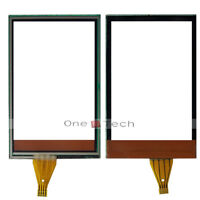 2.6inch Touch Digitizer Screen Glass  For Garmin Rino 610 650 655 655T