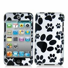 Design Crystal Hard Case für Apple iPod Touch 4th Gen-Monochrom PAW