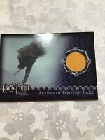 Harry Potter & the Prisoner Of Azkaban Costume Card Cedric Diggery
