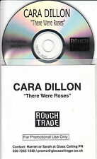 CARA DILLON There Were Roses 2003 UK 1-track promo test CD