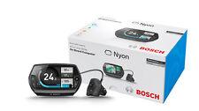 Bosch eBike Nyon Display Kit 8GB inkl. Halterung, Bedieneinheit Umrüst Set