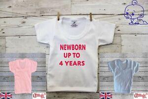 Baby T Shirts-Plain T Shirts-Toddler T Shirts-Kids Plain T Shirts-Newborn-4 Yrs