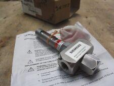 "SIEMENS 1/2"" ARMORED PURGE METER #216135J 100 GALLONS NEW IN BOX"