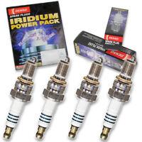 4 pc Denso Iridium Power Spark Plug for Honda CBR1000RR 2004-2009 Tune Up Ki nb