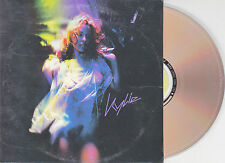 CD CARTONNE CARDSLEEVE COLLECTOR 1T KYLIE MINOGUE COME INTO MY WORLD