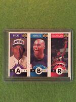 RAY ALLEN ROOKIE ROBINSON RC BURREL Rookie Basketball Card 1996 Upper Deck #M136