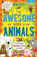 The Awesome Book of Animals, Frost, Adam, New