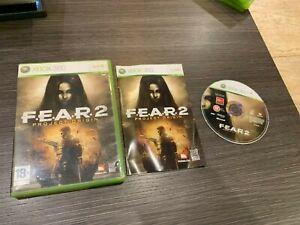 Fear 2 Project Origin Xbox 360 Live