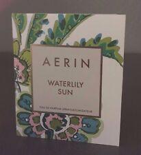 AERIN Waterlily Sun edp .07oz Trial Spray Vial~NEW, sample size