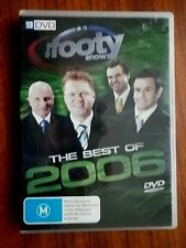 THE FOOTY SHOW THE BEST OF 2006