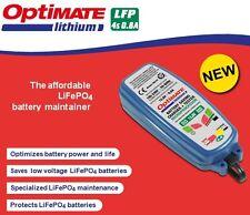 Cargador / Charger OPTIMATE LITHIUM (LiFePO4 / LFP) TM-470