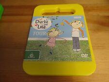 CHARLIE AND LOLA - FOUR DVD *REGION 4*