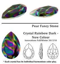 Genuine SWAROVSKI 4327 Pear Fancy Stone Crystals Rhinestones 30mm * Many Colors