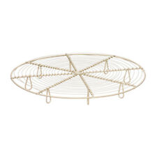 Round Cooling Rack Cream Wire Table Dish Centerpiece Cake Baking Stand CupCake H