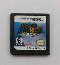 Super Mario 64 DS Game Card For Nintendo NDSL DSI DS 3DS XL 2DS
