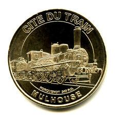 68 MULHOUSE Cité du train, Locomotive F 340, 2007, Monnaie de Paris