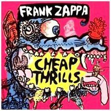 Frank Zappa / Cheap Thrills - CD (1998)