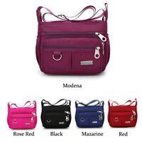 Women Messenger Bags Female Shoulder Bag Ladies Crossbody Bags Waterproof Nylon