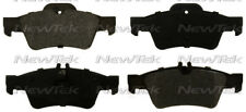 Disc Brake Pad Set-Galaxy Ceramic Disc Pads Rear NewTek SCD986