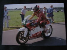 Photo Honda RS250 #4 Andre Stamsnijder (NED) Raalte Races 1987