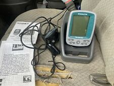 New listing Eagle Cuda 128 Portable Fish/Depth Finder Sonar Fishfinder Head Unit & Ice Box